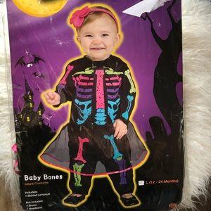 Baby Bones Infant Costume